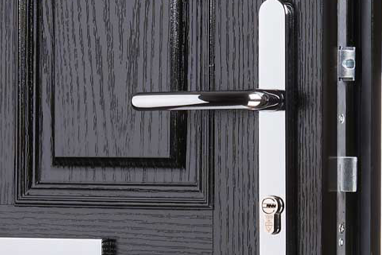 Yale Locking System