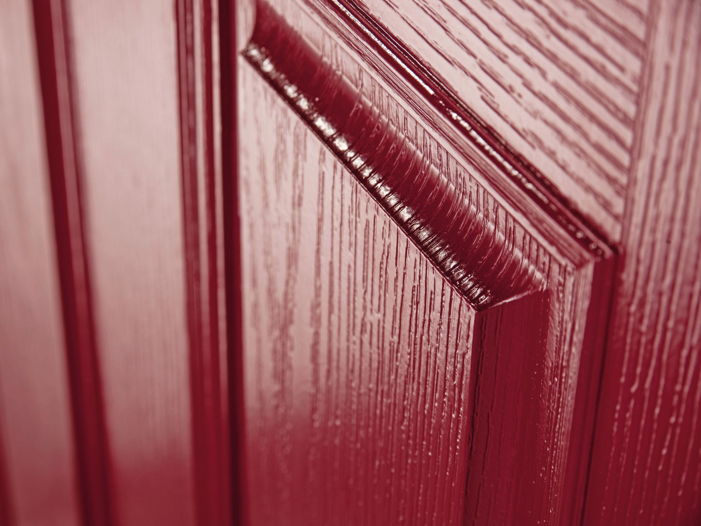 how to maintain a composite door